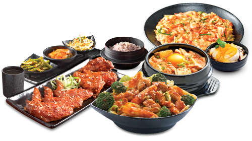 Korean Food Home Delivery